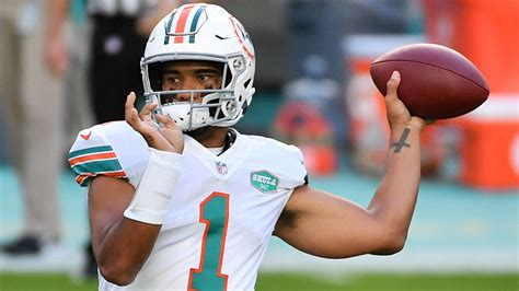 Tua Tagovailoa could make history with win over Broncos ...