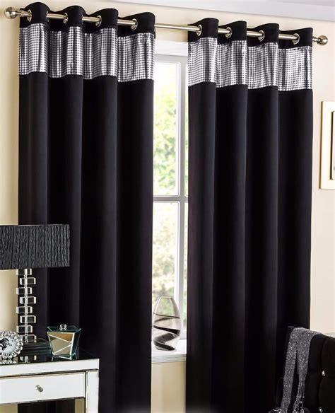 ibiza silver sparkle header eyelet ring top curtains