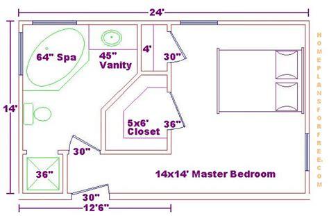master bedroom floor plan foundation dezin decor bathroom plans views