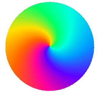 spinning color wheel elements and principles of design assignment elements of