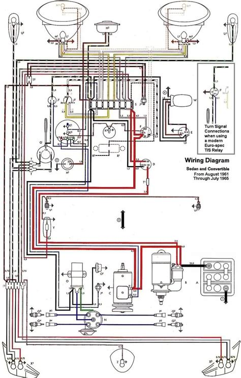 Free Auto Wiring Diagram Beetle Electrical