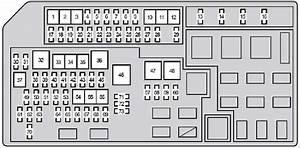 Toyota Land Cruiser Prado  J150  Fuse Box Diagram  U00bb Fuse Diagram