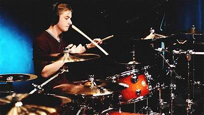 Drums Drum Luke Playing Animated Holland Gifs