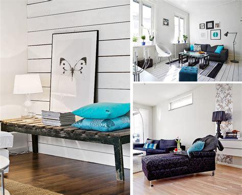 fundas sofa verde turquesa resultado de imagen para decoraci 243 n de apartaestudios con