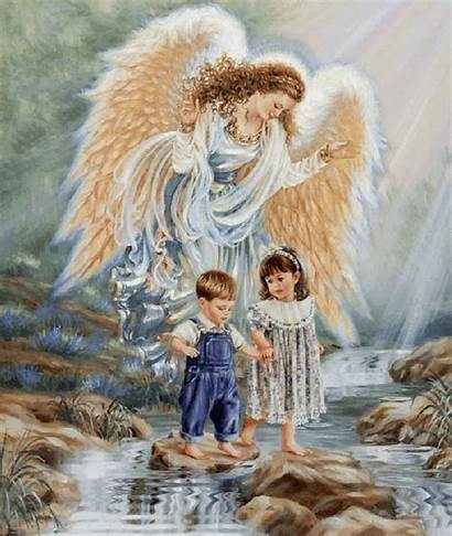 Angel Guardian Angels Animated God Knows Imagenes