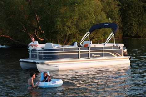 pontoon boat with cabin top features to look for in a pontoon boat shipyard marine