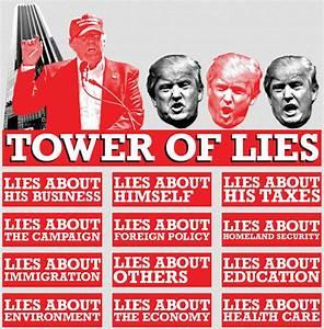IsraelAmerica : Trump: Lies, Lies and More Lies Trump: The ...
