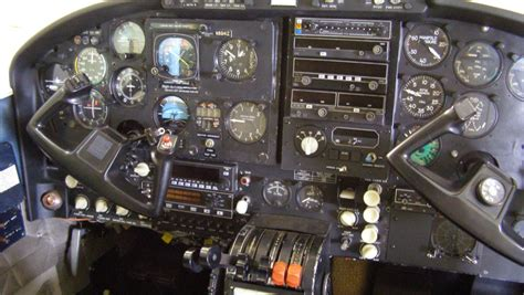 cost effective cessna  panel upgrade point aviation