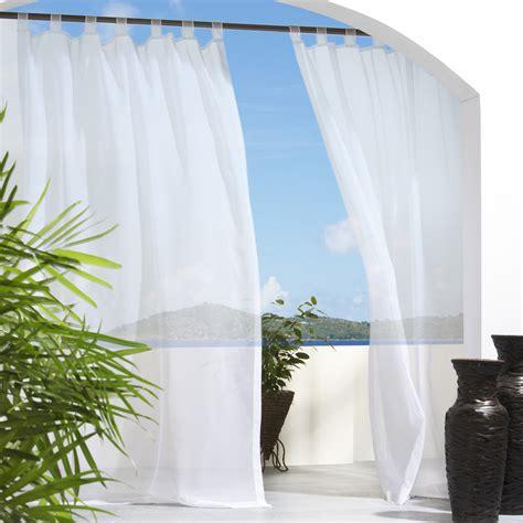indoor outdoor curtains pretty indoor outdoor curtains homesfeed