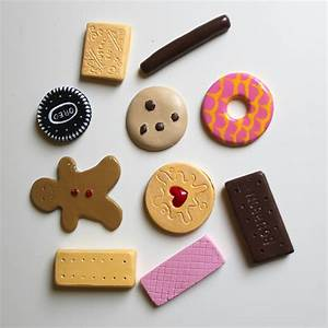 Toy Clay Biscuits For Kids By Little Button Diaries