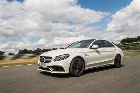 Mercedes-amg C63 Us Pricing Starts At ,900