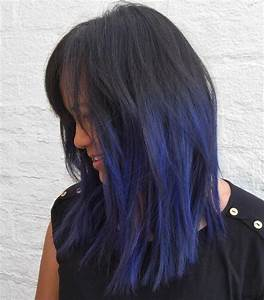 Gimme the Blues: Bold Blue Highlight Hairstyles – Page 8 ...