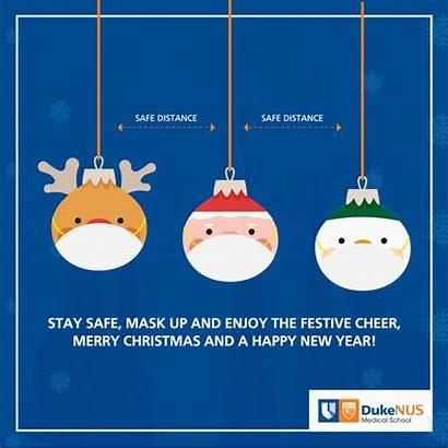 Duke Nus Ecards Sg Merry Animated