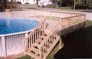 16 x 24 pool deck building plans only at menards 174