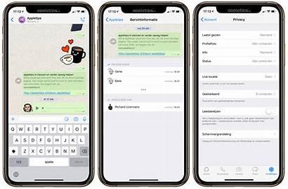 Bericht Whatsapp Uitzetten Gelezen Je Vinkjes Android