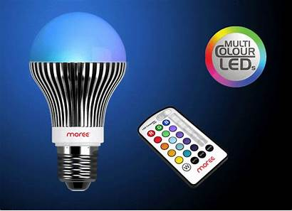 Led Bulb Moree Animation Lighting E27 Dimension