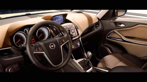 Opel Zafira Interior by 2016 Vauxhall Zafira Tourer Interior