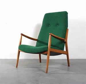 Studio1900 mid century chair fifties fauteuil retro for Fauteuil retro