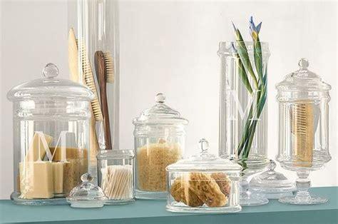Bathroom Apothecary Jar Ideas by 1000 Ideas About Apothecary Jars Bathroom On