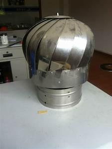 Chapeau De Ventilation : chapeau de ventilation en acier inox pour chemin e et ~ Melissatoandfro.com Idées de Décoration