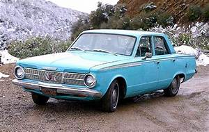 1965 Plymouth Valiant Photos  Informations  Articles