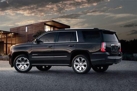 2015 Chevrolet Tahoe/suburban, 2015 Gmc Yukon/yukon Xl