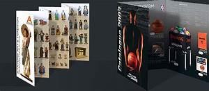 Dépliant 2 Volets : studio empreinte graphisme marseille d pliants 3 volets ~ Melissatoandfro.com Idées de Décoration