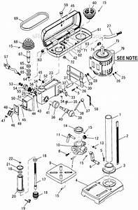 Ryobi 10 U0026quot  Drill Press