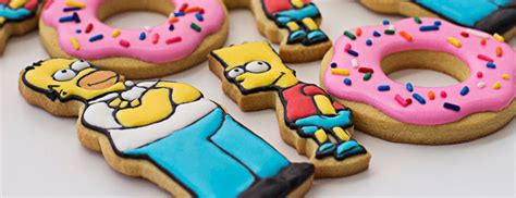 foto de Kara's Party Ideas The Simpsons Themed Birthday Party