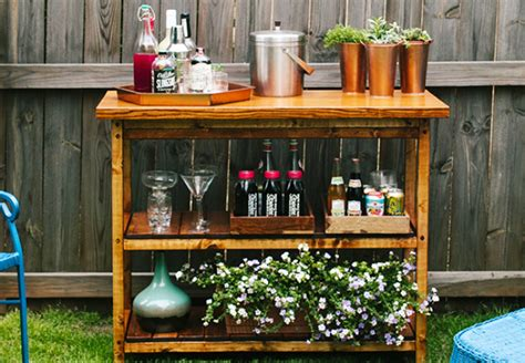 How To Make A Bar by Bar Cart How To Make In 26 Diy Ways Guide Patterns