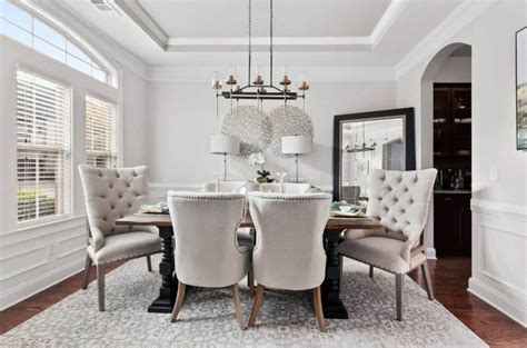 Dining Room Tray Ceiling Ideas - 50 dining rooms with tray ceilings photos
