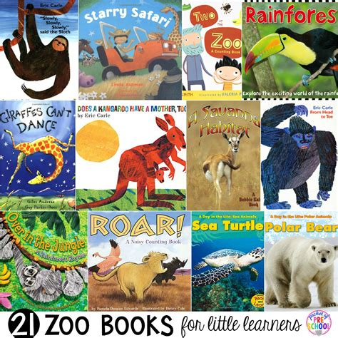 books about the zoo for preschoolers zoo books for learners pocket of preschool 406