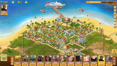 Facebook game - Resort World - pedras - YouTube