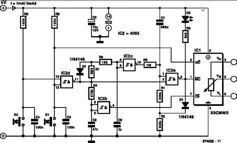 Circuits Digital Potentiometer Next