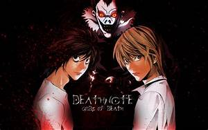 Death Note Wallpaper and Background Image | 1280x800 | ID ...