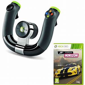 Forza Horizon Xbox 360 : wireless speed wheel forza horizon xbox 360 video games online raru ~ Medecine-chirurgie-esthetiques.com Avis de Voitures