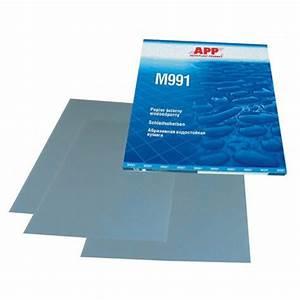 Papier Abrasif Carrosserie : papier de verre l 39 eau ~ Melissatoandfro.com Idées de Décoration