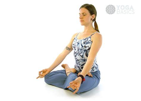 Full Lotus Pose • Yoga Basics