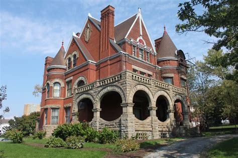 Charles Schwab House, North Braddock, PA | This house was ...
