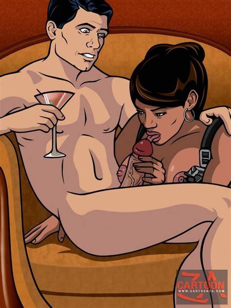 Lana Kane Blows Sterling Archer Lana Kane Nude Pics