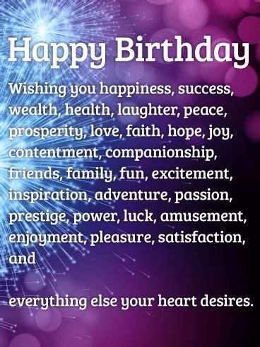 wishes happy birthday wishes card birthday
