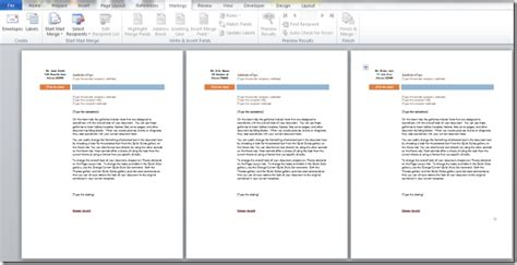 cover letter sle microsoft office