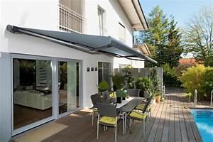 Moderne markise roomidocom for Markise balkon mit tapeten jugendzimmer fototapeten