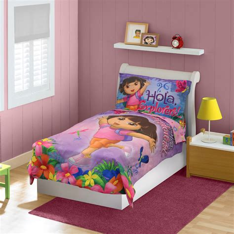 The Explorer Toddler Bed by Nickelodeon The Explorer Toddler Bedding Set Baby