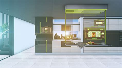 » Kitchens Of The Future Future Technology
