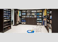 Infographic How to Plan Your WalkIn Closet EasyClosets