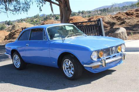 1974 Alfa Romeo Gtv For Sale by 1974 Alfa Romeo Gtv Azzurro Le Mans 348 For Sale