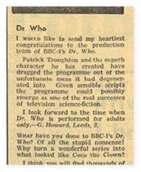 doctors letter archive the changing of doctor who how to 10588
