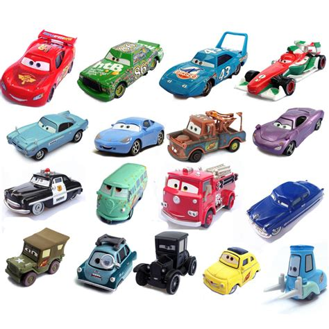 cars sally toy film cars lot lightning mcqueen sally diecast 1 55
