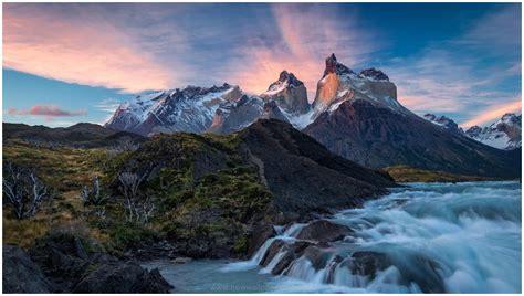 Fondos De Pantalla Apple Torres Del Paine National Park Hd Wallpaper 9hd Wallpapers